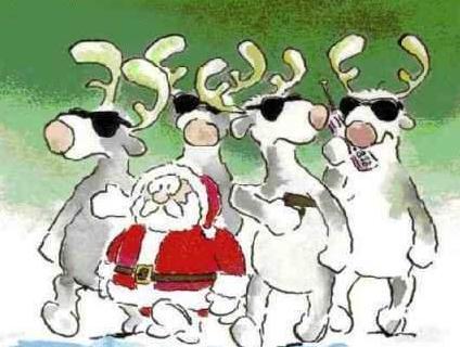 Le potlatch de Noël dans Communauté spirituelle